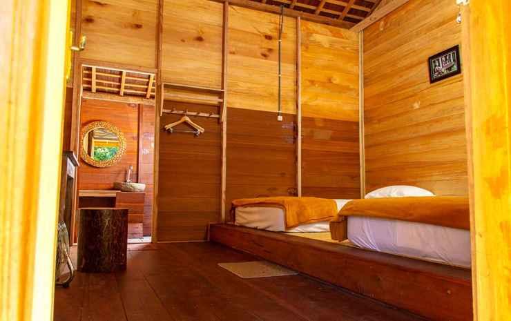 Mountain Meratus Resort Hulu Sungai Selatan - Deluxe Twin Room