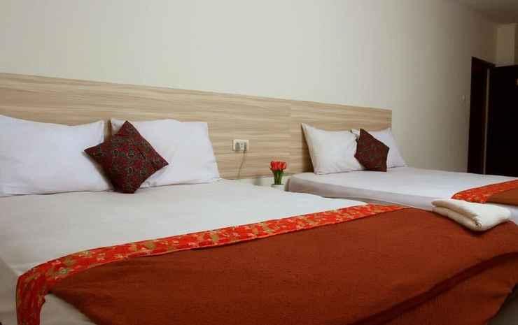 Bantal Guling Guesthouse Gatsu Bandung - Family Room 4 Room Only