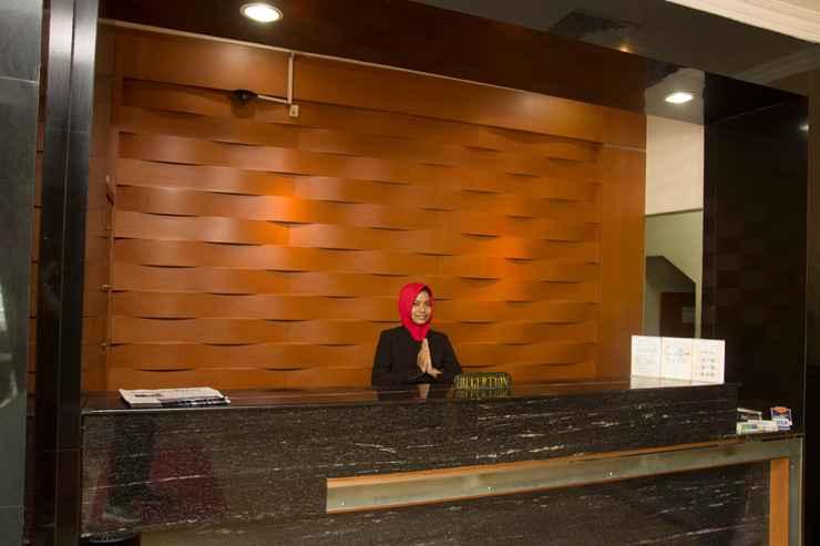 LOBBY Aquarius Hotel