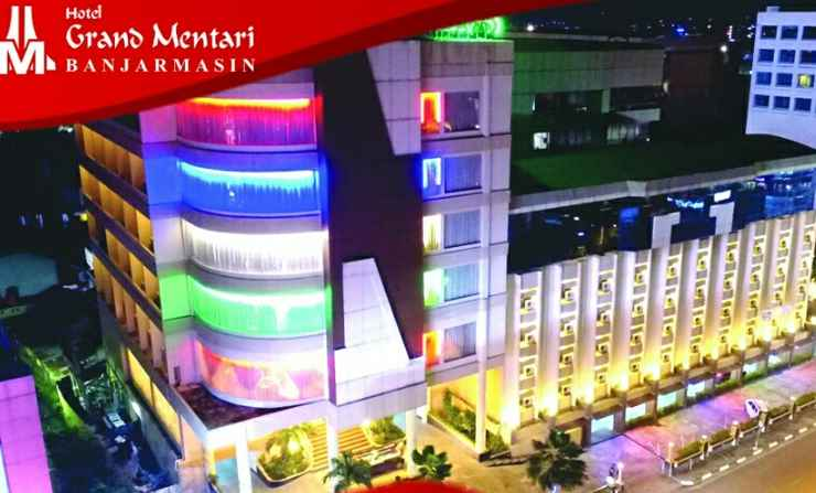 EXTERIOR_BUILDING Hotel Grand Mentari Banjarmasin