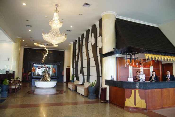 LOBBY Hotel Grand Mentari Banjarmasin