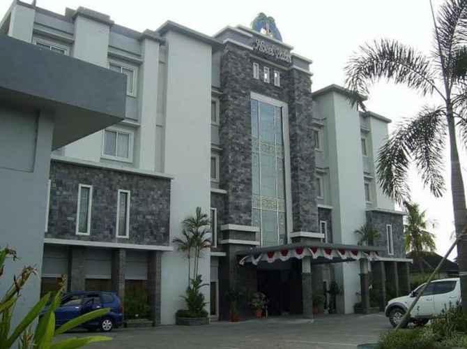 EXTERIOR_BUILDING Hotel Palm Banjarmasin