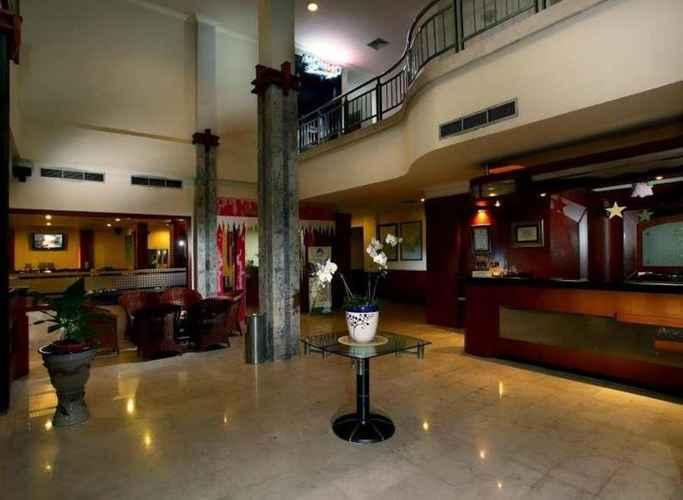 LOBBY Hotel Palm Banjarmasin