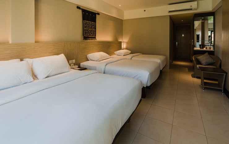 Bintang Flores Hotel Manggarai Barat - Family Room