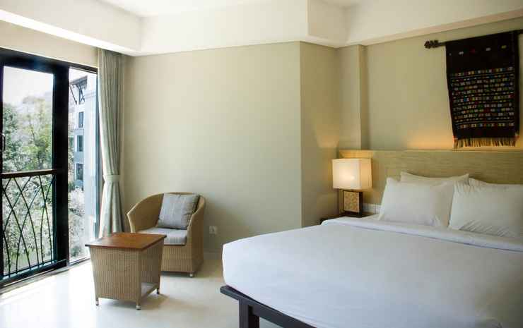 Bintang Flores Hotel Manggarai Barat - Deluxe Room