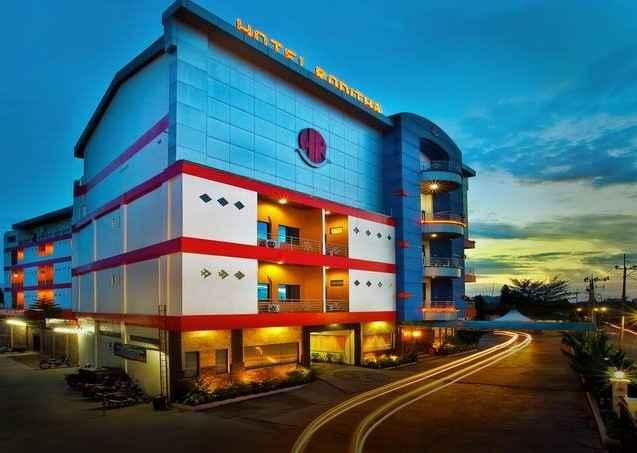 EXTERIOR_BUILDING Hotel Roditha Banjarmasin