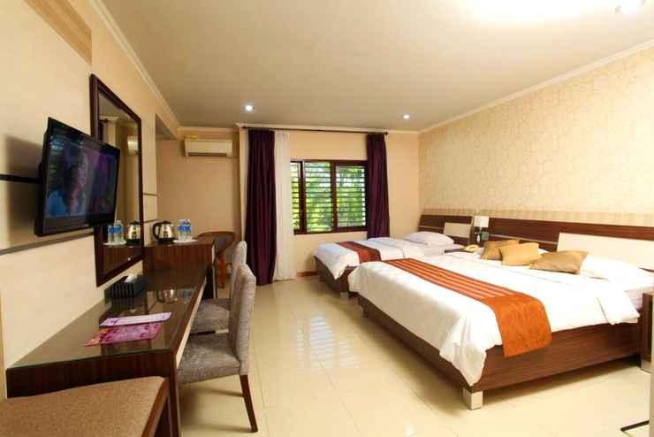BEDROOM Efa Hotel