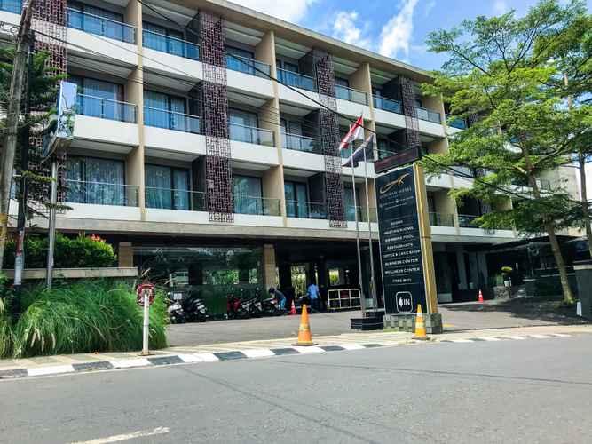 EXTERIOR_BUILDING Anugrah Hotel Sukabumi