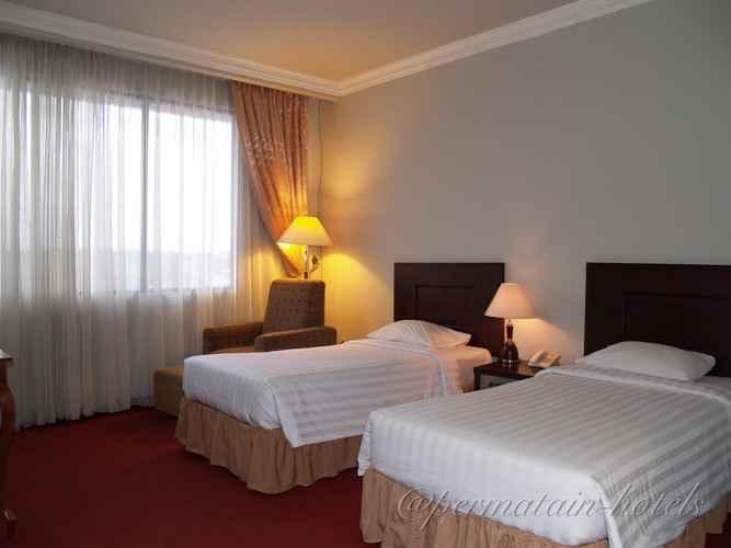 BEDROOM Hotel Permata In