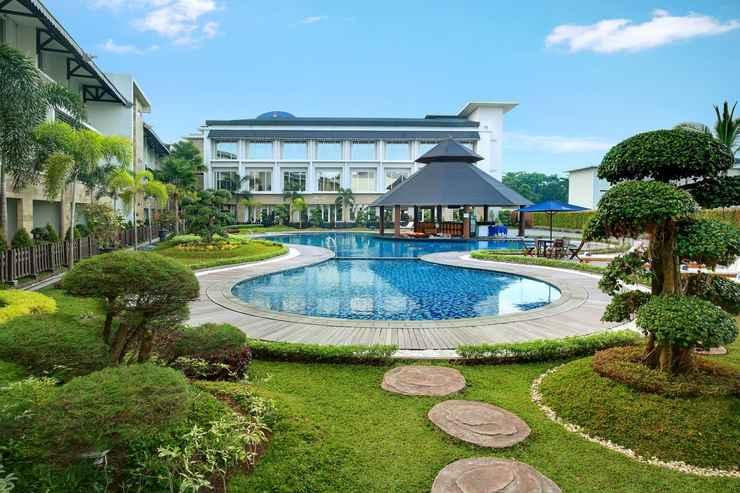 SWIMMING_POOL Swiss-Belhotel Borneo Banjarmasin