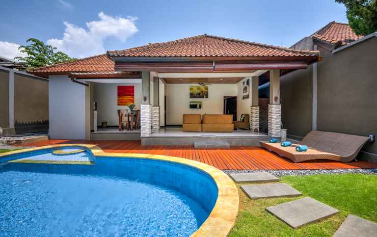 Gracia Bali Villas & Apartment Bali - Two-Bedrooms Deluxe Villa with Private Pool