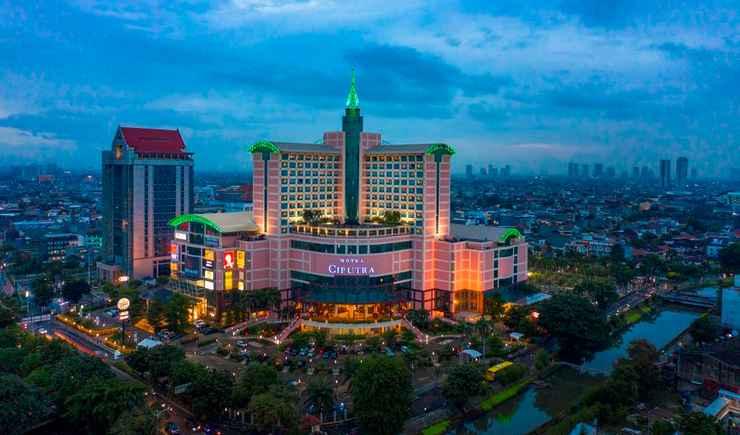 EXTERIOR_BUILDING Hotel Ciputra Jakarta managed by Swiss-Belhotel International