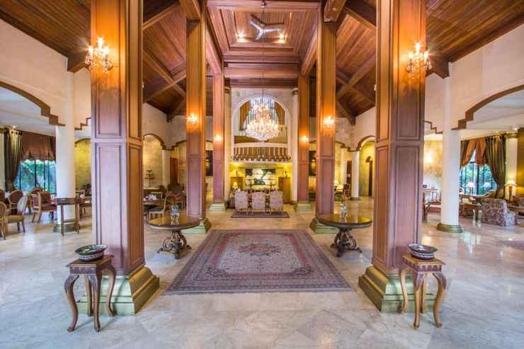 LOBBY Hotel Sarasvati Borobudur