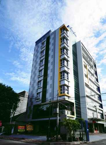 EXTERIOR_BUILDING Lynt Hotel Jakarta