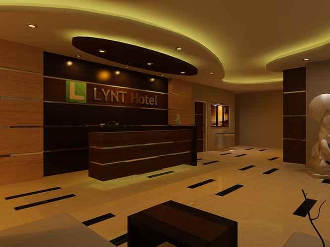 LOBBY Lynt Hotel Jakarta