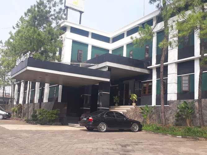 EXTERIOR_BUILDING Jatinangor Hotel & Restaurant