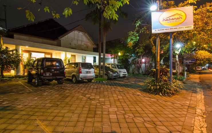 HOTEL_SERVICES Hasanah Guest House Syariah Buring