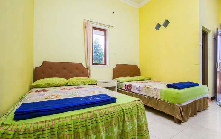 The Joglo Family Hotel Magelang - Deluxe Double Room - Room Only NR