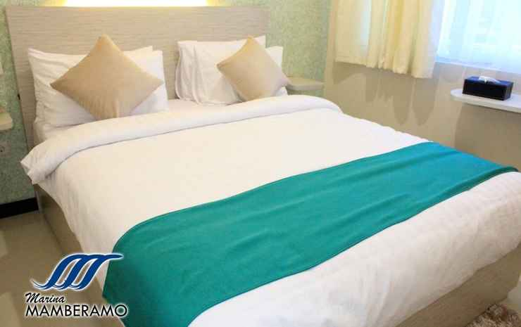Marina Mamberamo Hotel Sorong - Deluxe Double