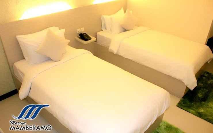 Marina Mamberamo Hotel Sorong - Superior Twin