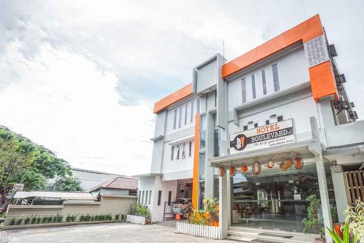 EXTERIOR_BUILDING Boulevard Hotel