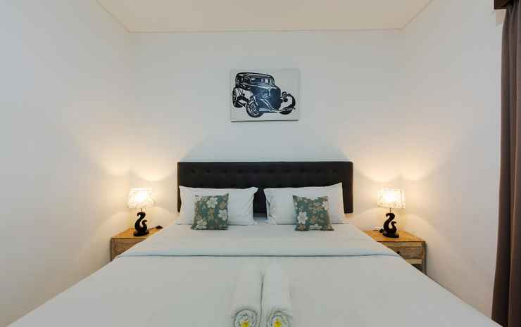 Odika Lovina House and Villas Bali - Studio Triple Room ( Room Only )