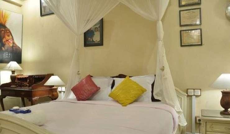 Kamar penginapan di Casa Raffles Hotel
