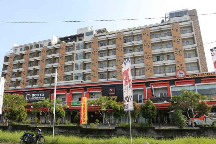 EXTERIOR_BUILDING Student Park Hotel