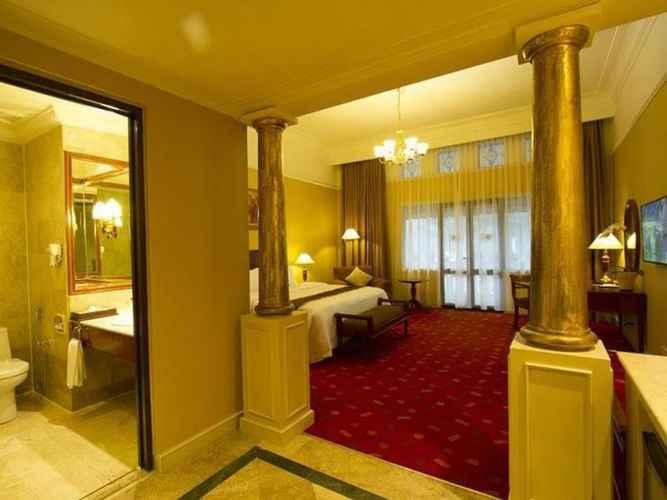 BEDROOM Hotel Salak The Heritage