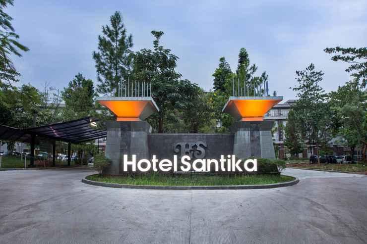 EXTERIOR_BUILDING Hotel Santika Taman Mini Indonesia Indah