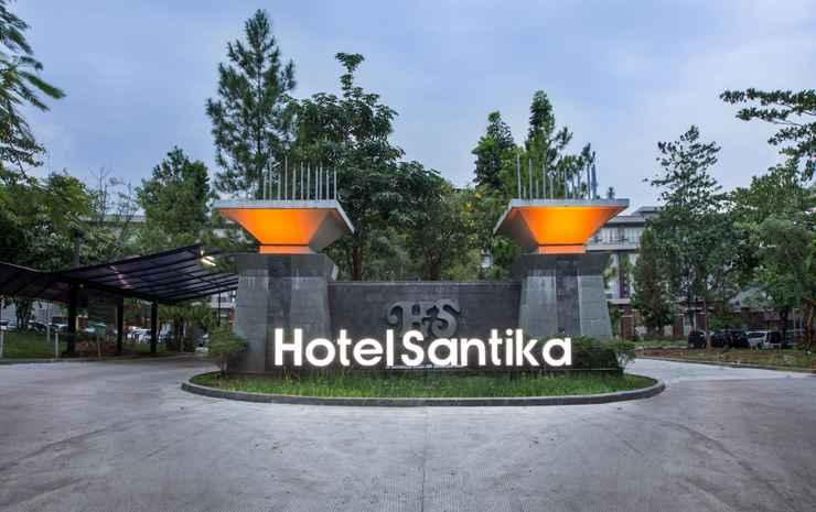 Hotel Santika Taman Mini Indonesia Indah Bekasi -