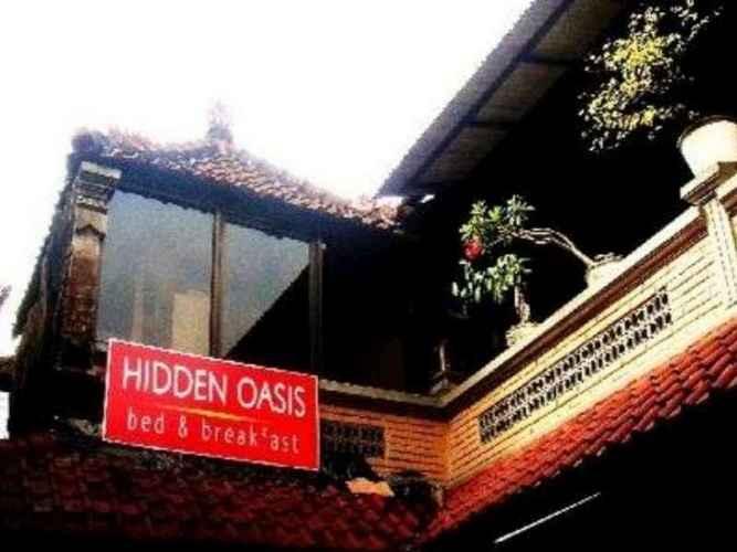 EXTERIOR_BUILDING Hidden Oasis Bed and Breakfast