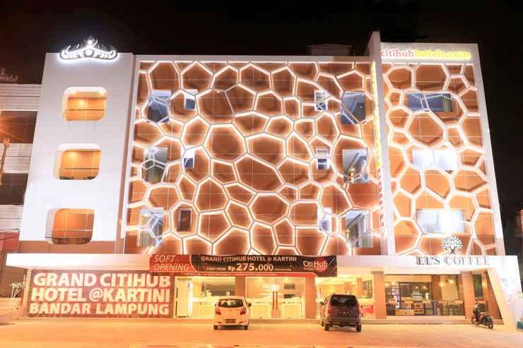 EXTERIOR_BUILDING Grand Citihub Hotel @Kartini