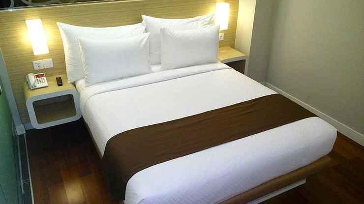 BEDROOM Grand Citihub Hotel @Kartini