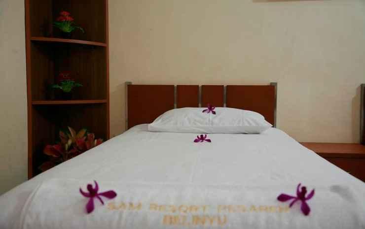 Sam Pesaren Hotel  Bangka - Deluxe Room
