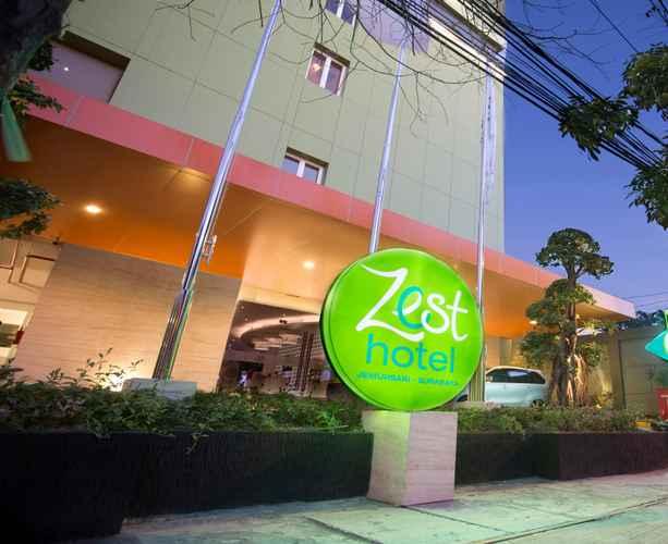 EXTERIOR_BUILDING Zest Hotel Jemursari