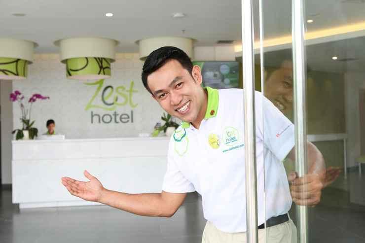 LOBBY Zest Hotel Airport Jakarta