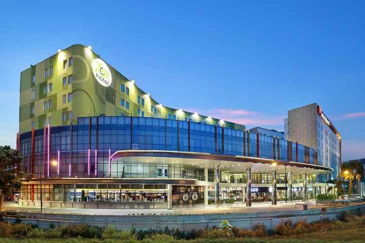EXTERIOR_BUILDING Zest Hotel Airport Jakarta