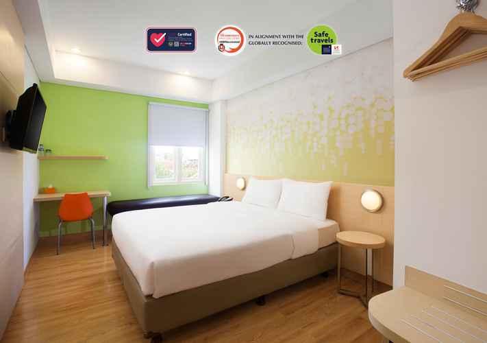BEDROOM Zest Hotel Yogyakarta