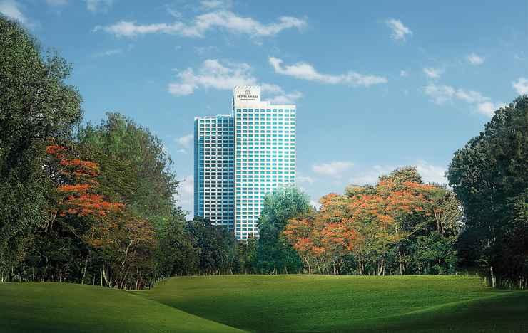 EXTERIOR_BUILDING Hotel Mulia Senayan, Jakarta