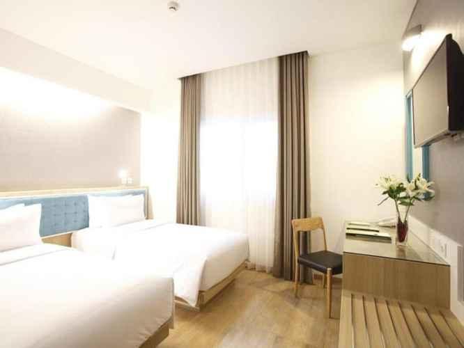 BEDROOM Hotel Santika Kelapa Gading