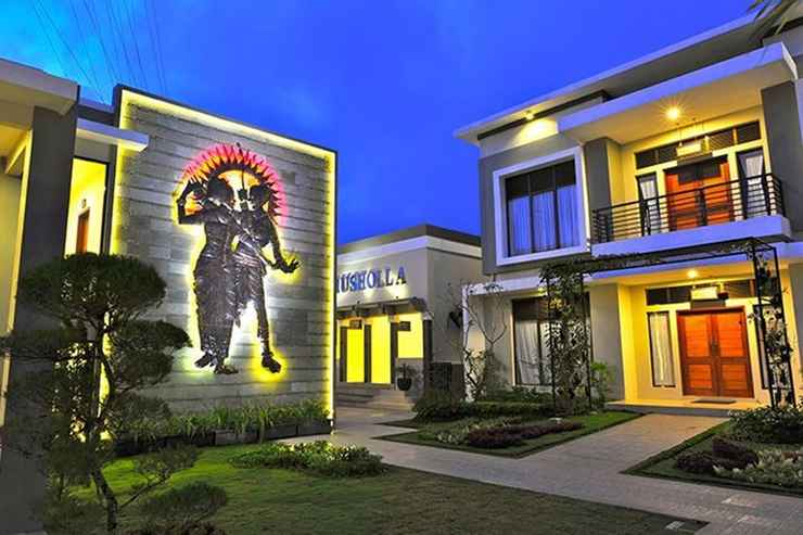 EXTERIOR_BUILDING Griya Persada Convention Hotel & Resort Kaliurang