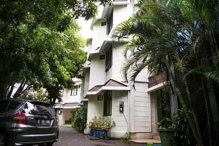 EXTERIOR_BUILDING Graha Ara Syariah Homestay