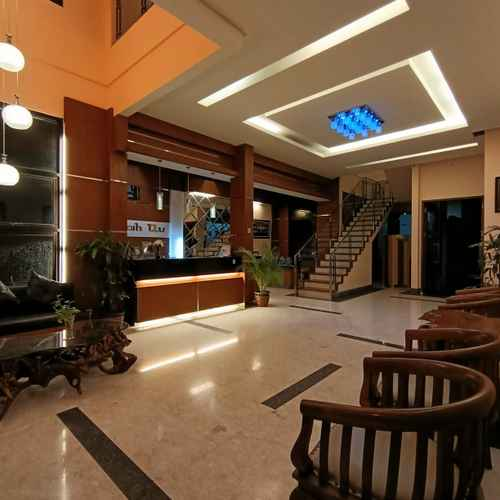LOBBY Omah Qu Guesthouse Yogyakarta
