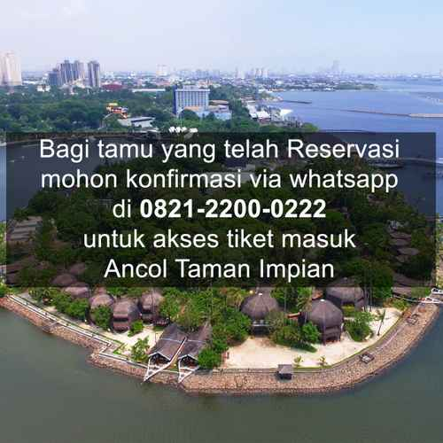 HOTEL_SERVICES Putri Duyung Ancol