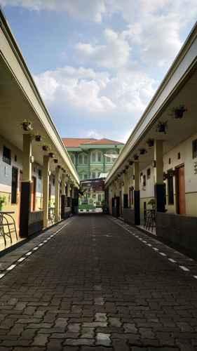 EXTERIOR_BUILDING Sunan Bonang Asri Homestay (Syariah)
