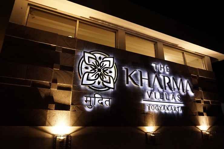 EXTERIOR_BUILDING The Kharma Villas