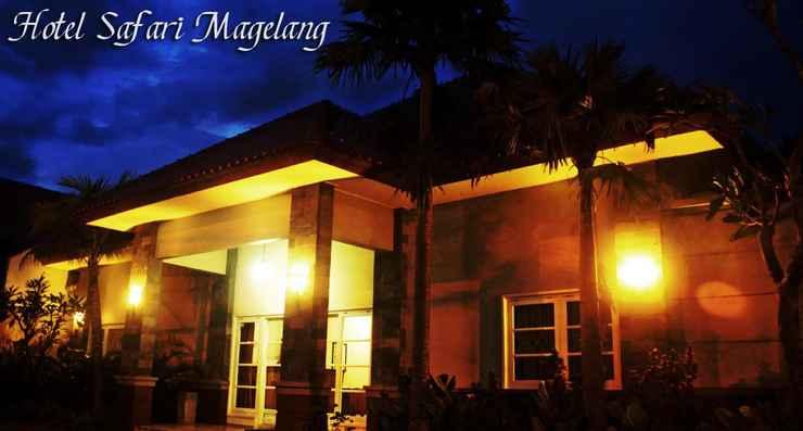 EXTERIOR_BUILDING Hotel Safari Magelang