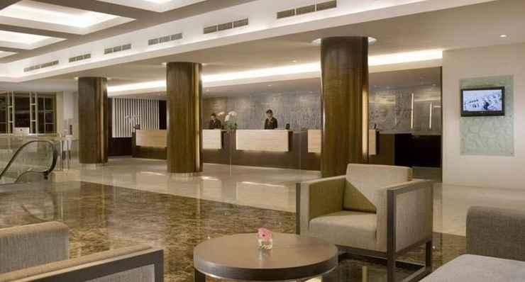 LOBBY Hotel Santika Premiere Slipi Jakarta