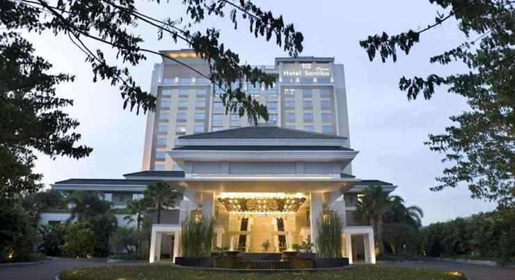 EXTERIOR_BUILDING Hotel Santika Premiere Slipi Jakarta
